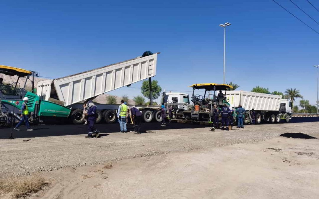 Maintenance of Urban Road in Al Ain City 2020 – Contract 1