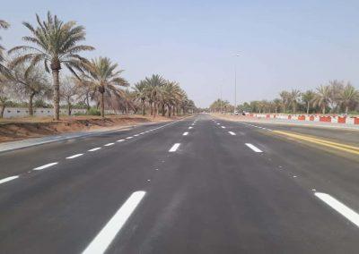 Minor Road & Parking in Al Ain City Stage – 12
