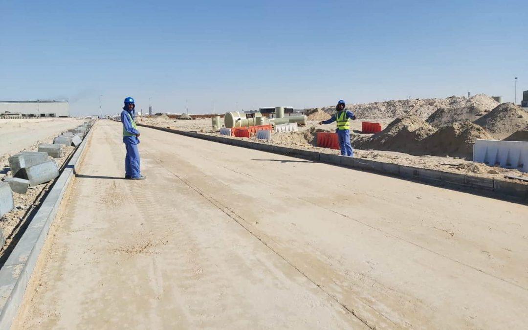 Additional Infrastructure works in ICAD II & ICAD III – Phase II