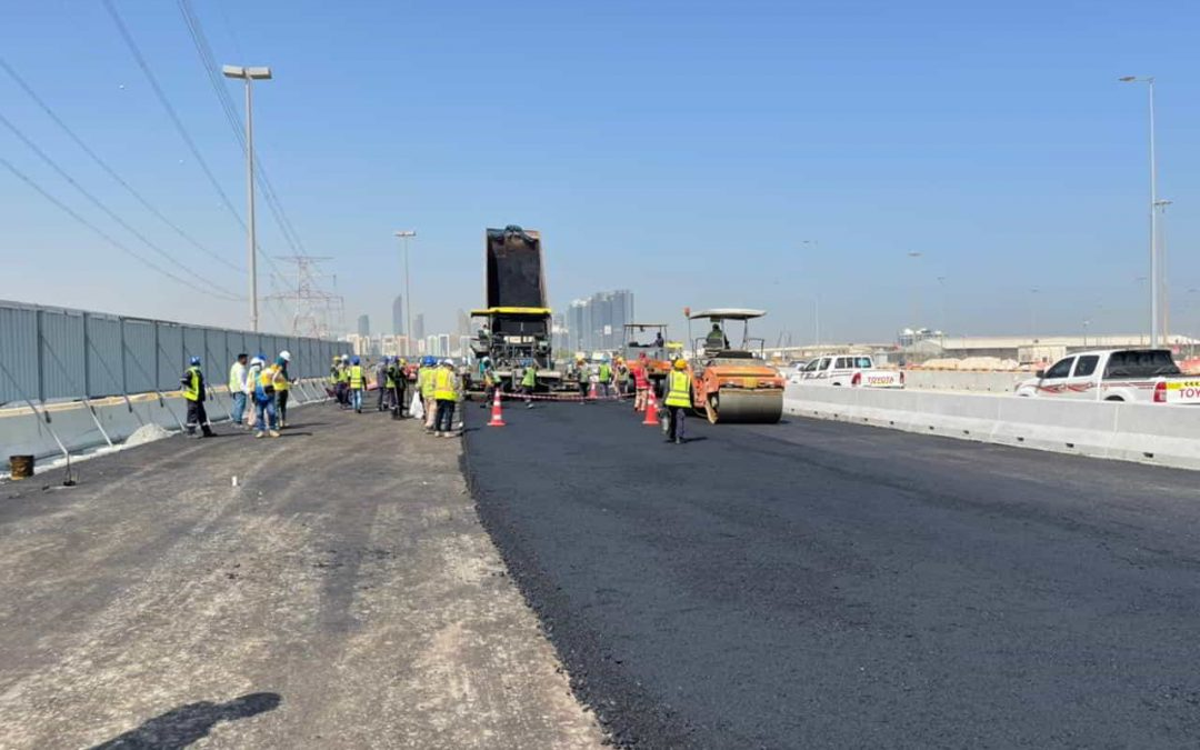 Construction of Zayed Road Network in Mina Zayed Area – Stage 01 – Main Tunnel