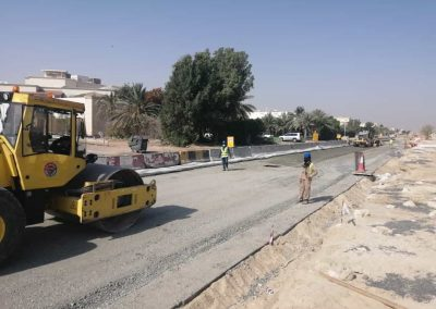 Development of Roads, Infrastructure and Streetscapes at Khalifa City South East Sectors 25, 26, 35 & 36 (Contract 231-6)