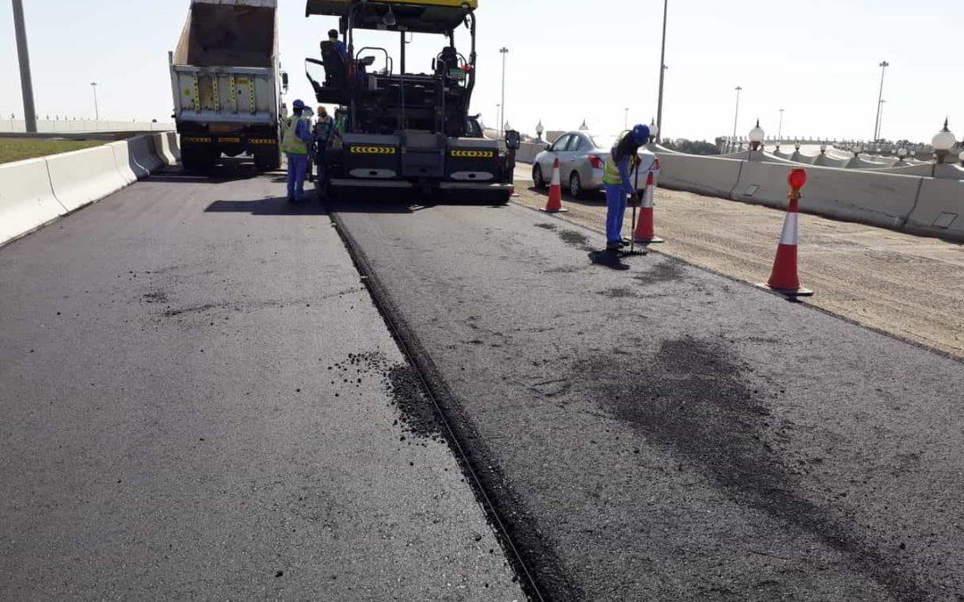 Maintenance and Rehabilitation of Internal  Roads of Island Surrounding Abu Dhabi Island