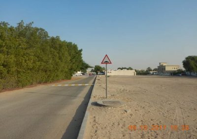 Internal Road Projects of Main Land North for The Emirates of Abu Dhabi Area 3 (Khalifa, Shakhbout, Falah, Airport and Shatee Al-Raha)